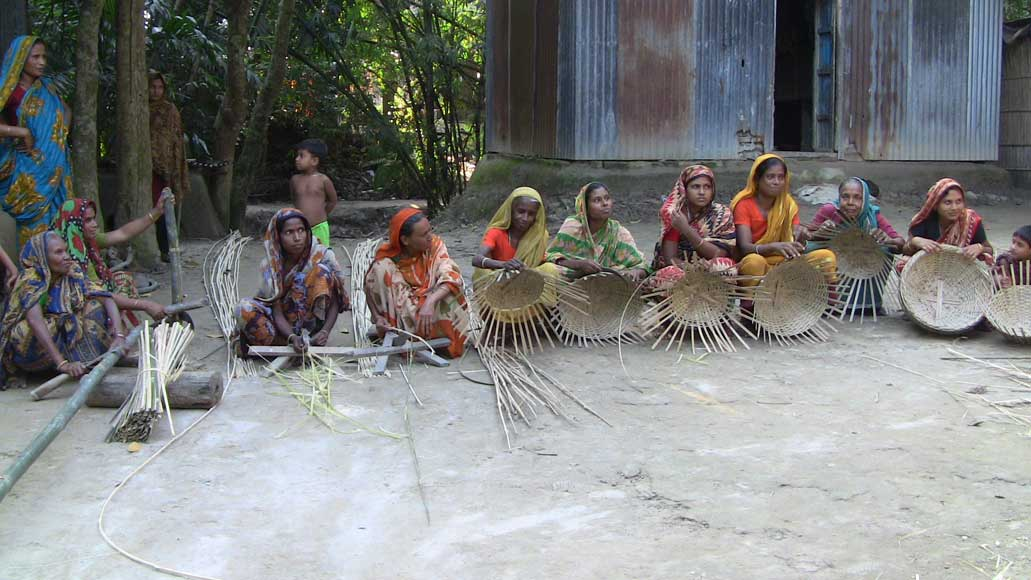 basket weavers